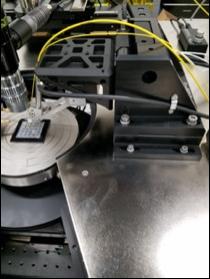 Optoelectronics Vacuum Wafer Testing