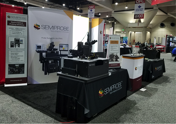 Semiprobe Booth International Microwave Symposium 2019 Boston Convention Center