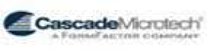 cascade microtech probe systems cross reference