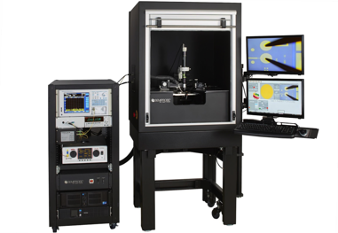 Turn Key Optoelectronic Double Sided Probing System