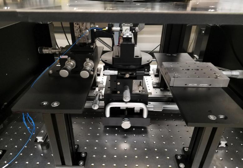 Programmable Manipulator Fiber Bottom Platen
