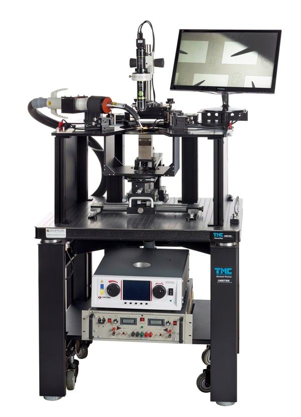 Wafer Probe Testing - Magnetic Stimulation