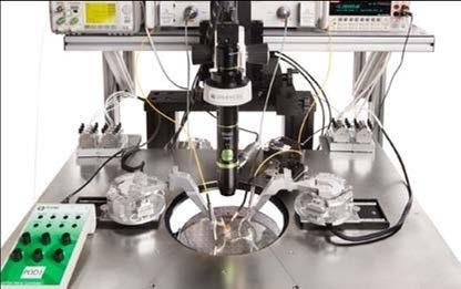 Multi-Axis Optoelectronic Programmable Manipulators