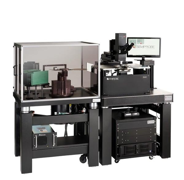 Wafer Probe Testing - MEMS