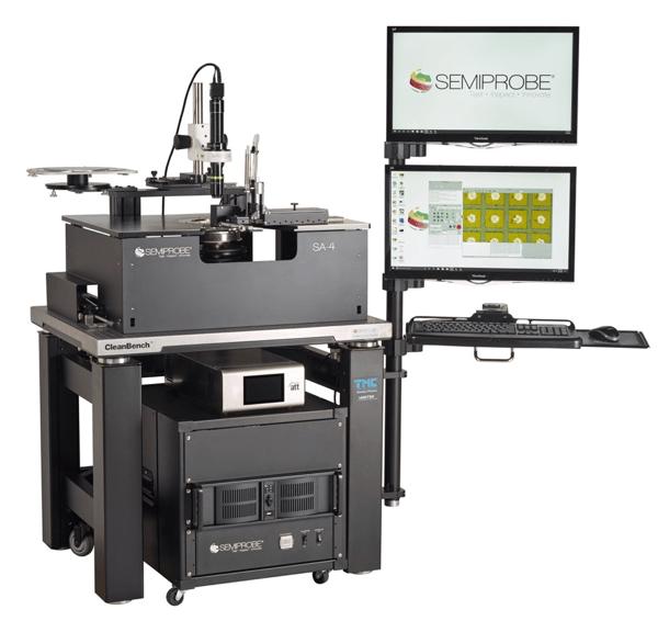 Wafer Probe Testing - Optoelectronics