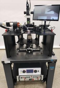 Magnetic Stimulation Wafer Probe System