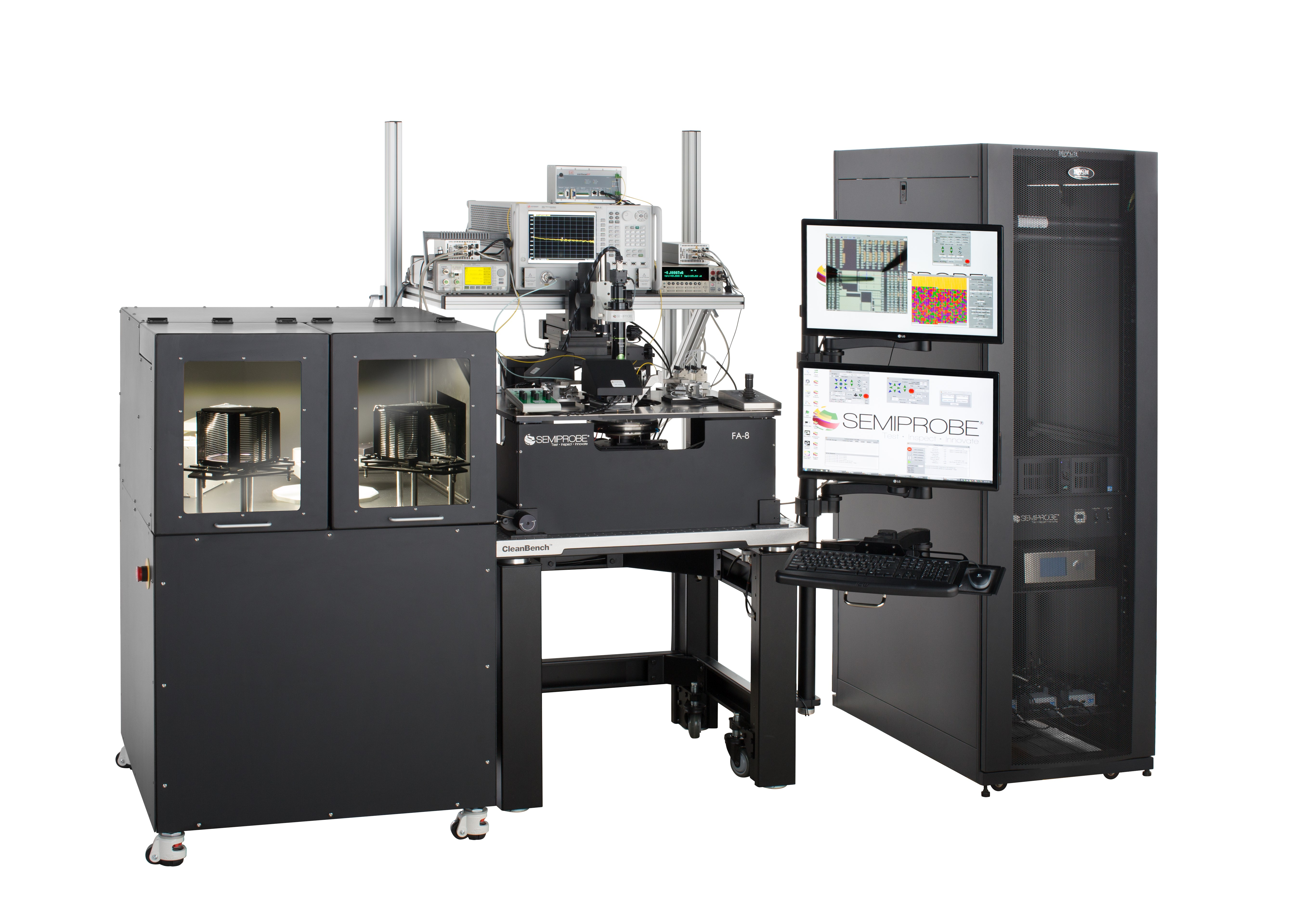 Optoelectronics Fully Automated Wafer Prober MEMS