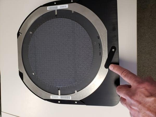Optoelectronic Wafer Prober LEDS - Frame Carrier