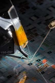 Combination of Probes - Optoelectronics, High Frequency and DC