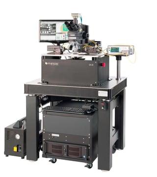 semiautomatic probe system